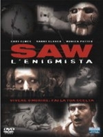La copertina DVD di Saw L'enigmista