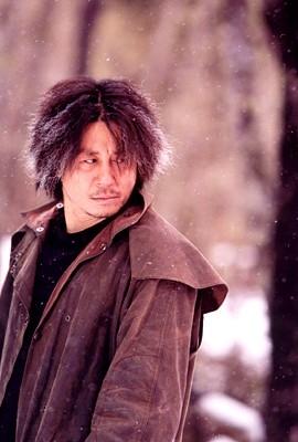 Choi Min-Sik in una sequenza di Old Boy