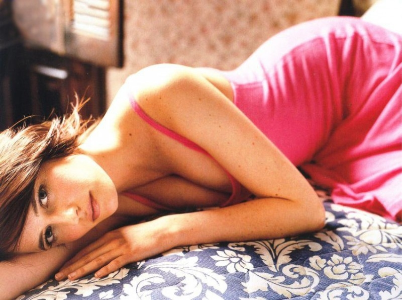 una sensuale Eva Green