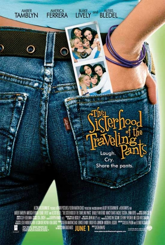 La locandina di The Sisterhood of the Traveling Pants