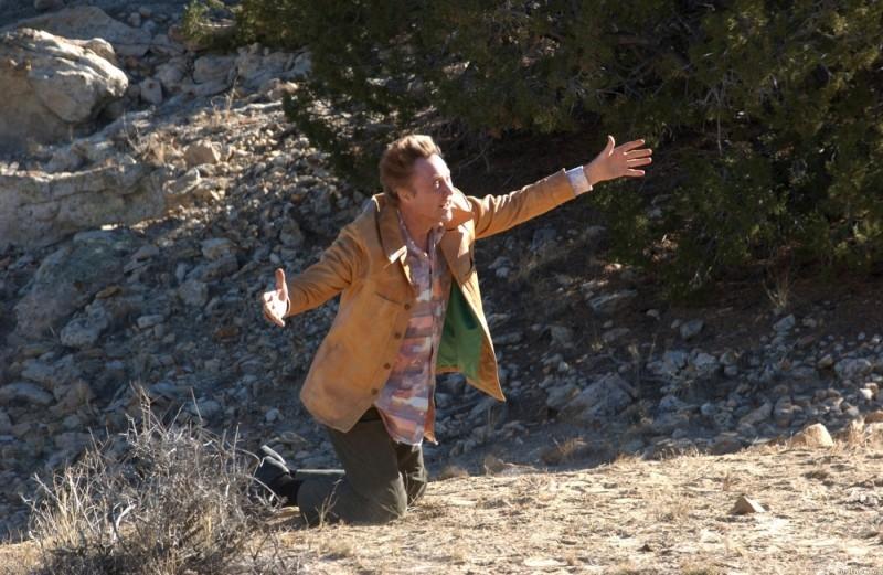 Christopher Walken in una scena di Dietro l'angolo
