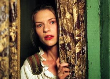 Claire Danes in una scena di Stage Beauty