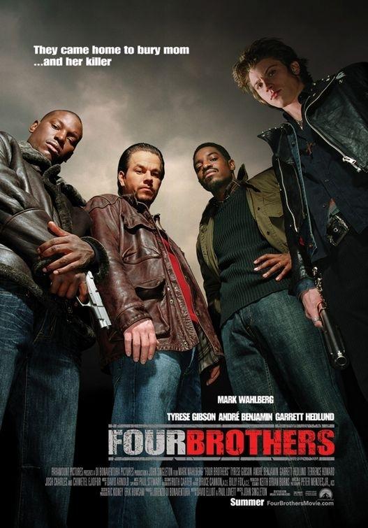 La locandina di Four Brothers