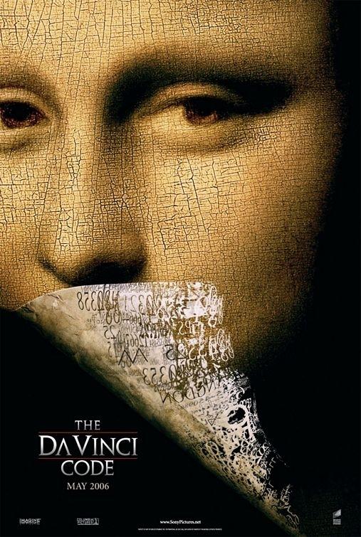 La locandina di The Da Vinci Code