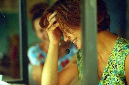 Laura Morante in una scena di Non aver paura