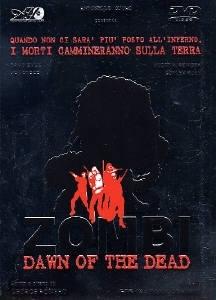 La copertina DVD di Zombi - Collector's Box Set