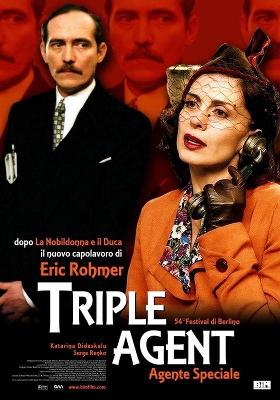 La locandina di Triple agent