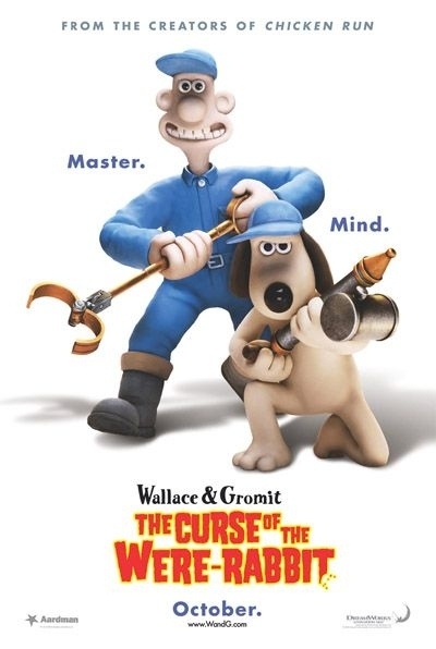 La locandina di Wallace & Gromit: The Curse of the Were-Rabbit