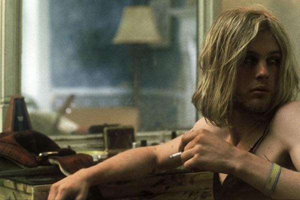 Michael Pitt in una scena di Last Days