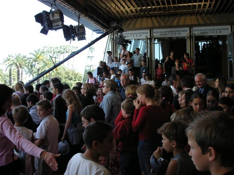 Festival de Cannes 2005: la giornata dedicata ai bambini
