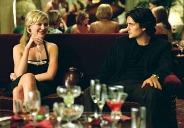 Kirsten Dunst e Orlando Bloom in Elizabethtown