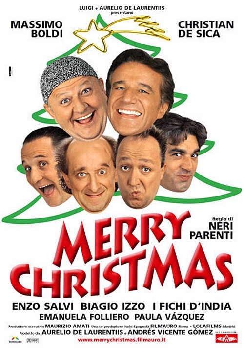 La locandina di Merry Christmas