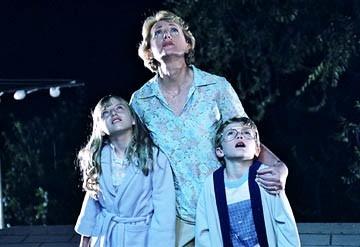 Rachael Kraft, Lisa Long e George Webster in una scena di Mysterious Skin