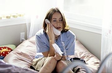Jena Malone in una scena di Saved!