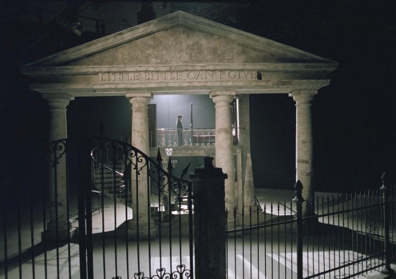 Una scena di Manderlay