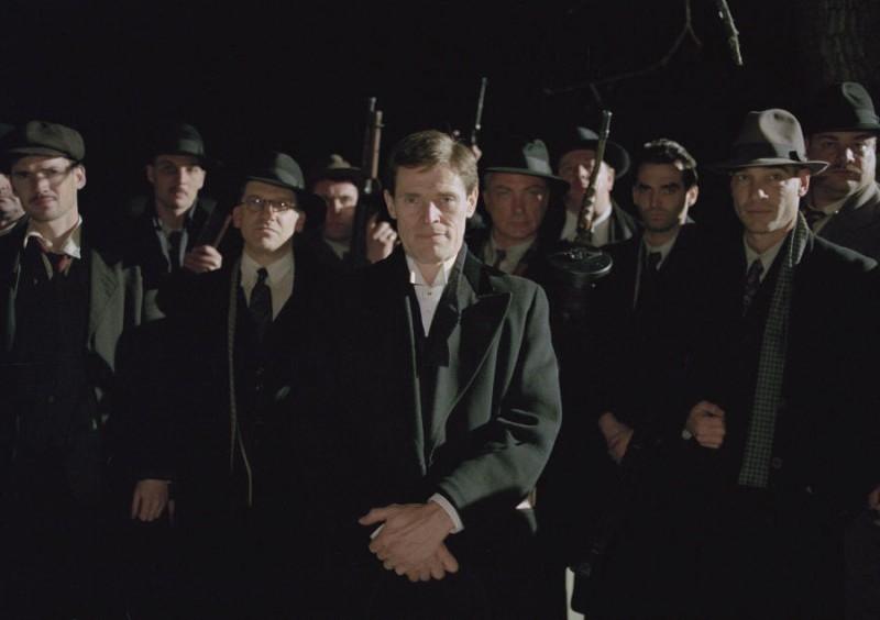 Willem Dafoe in una scena di Manderlay