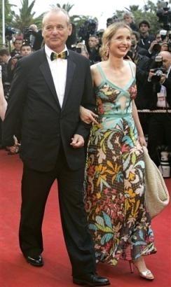 Bill Murray e Julie Delpy sulla Croisette