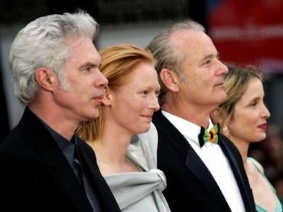 Jim Jarmusch, Tilda Swinton, Bill Murray e Julie Delpy