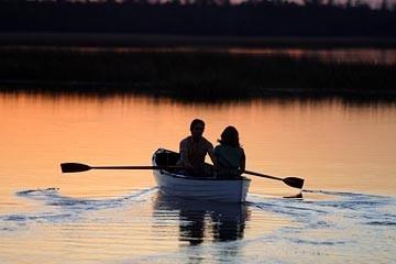 Rachel McAdams e Ryan Gosling in una scena del dramma romantico Le pagine della nostra vita
