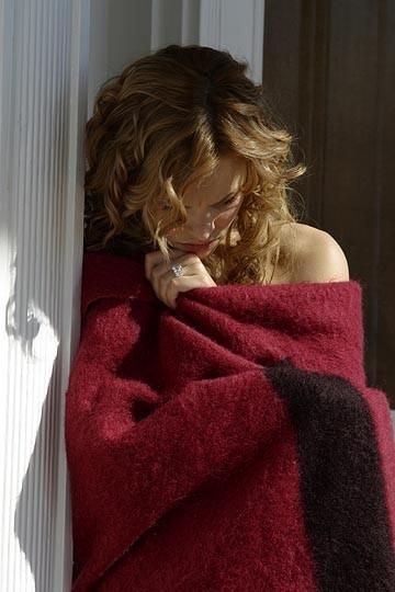 Rachel McAdams in una scena del film Le pagine della nostra vita