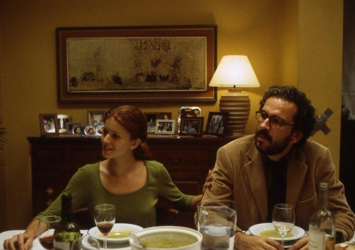 Guillermo Toledo in una scena de Il mio nuovo strano fidanzato