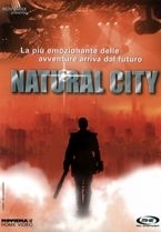 La copertina DVD di Natural City