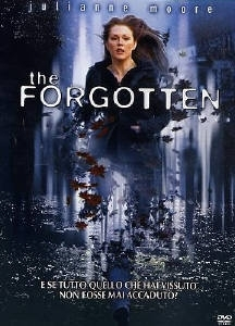 La copertina DVD di The Forgotten