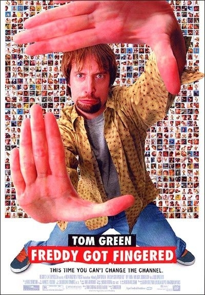 La locandina di Freddy Got Fingered