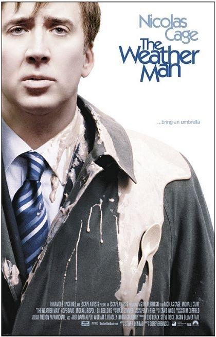 La locandina di The Weather Man