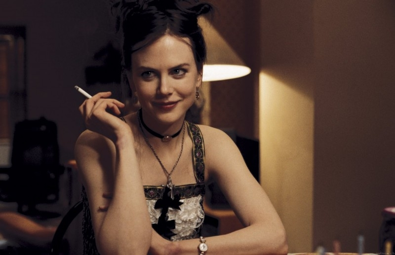 Nicole Kidman in una scena di Birthday Girl