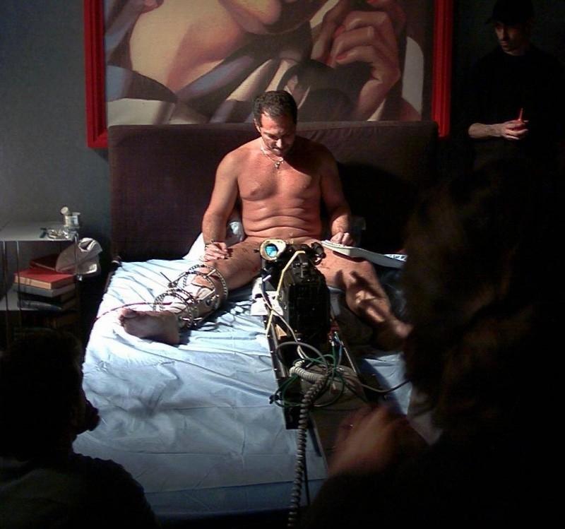 Franco Trentalance 'protagonista' di Uncut