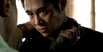 Jet Li in una scena di Danny the Dog