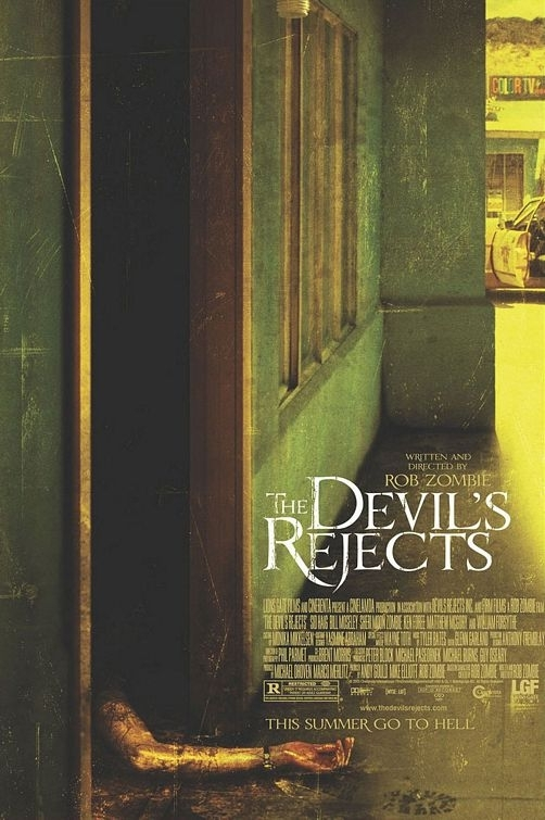 La locandina di The Devil's Rejects
