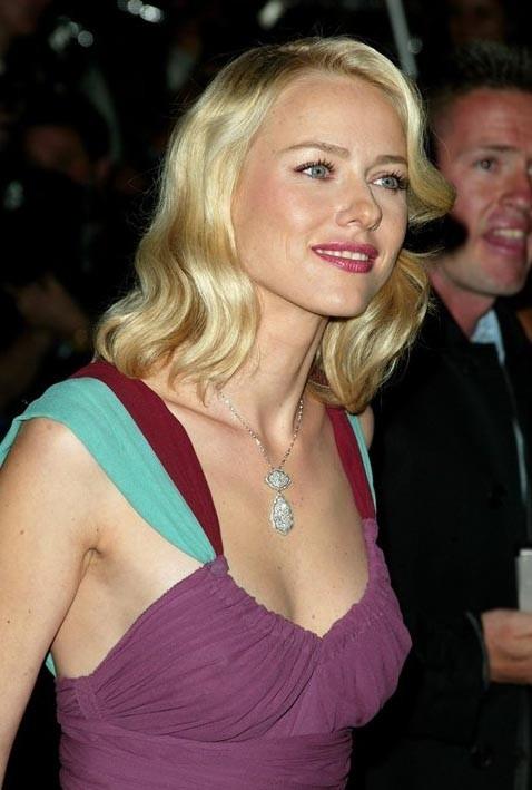 l'attrice Naomi Watts