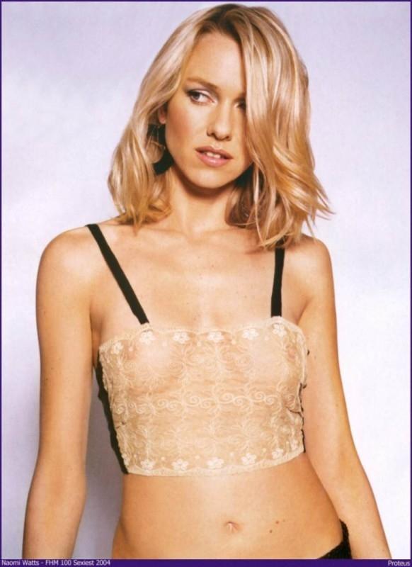 trasparenze maliziose per Naomi Watts