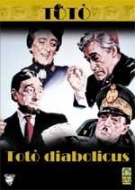 La copertina DVD di Totò Diabolicus