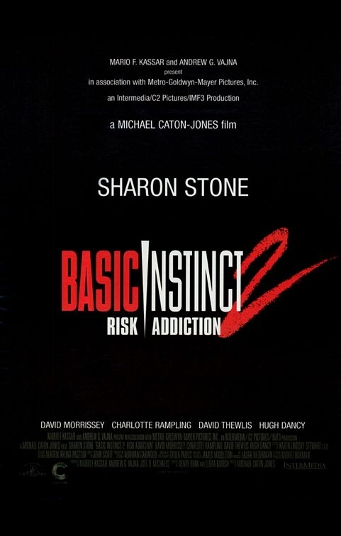 La locandina di Basic Instinct 2: Risk Addiction