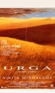 La locandina di Urga- Territorio d'amore