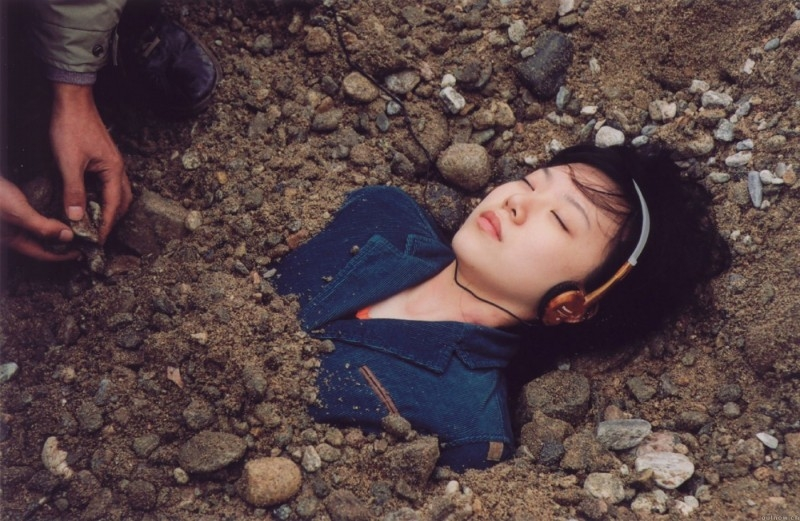 Una scena de La samaritana, diretto da Kim Ki-duk