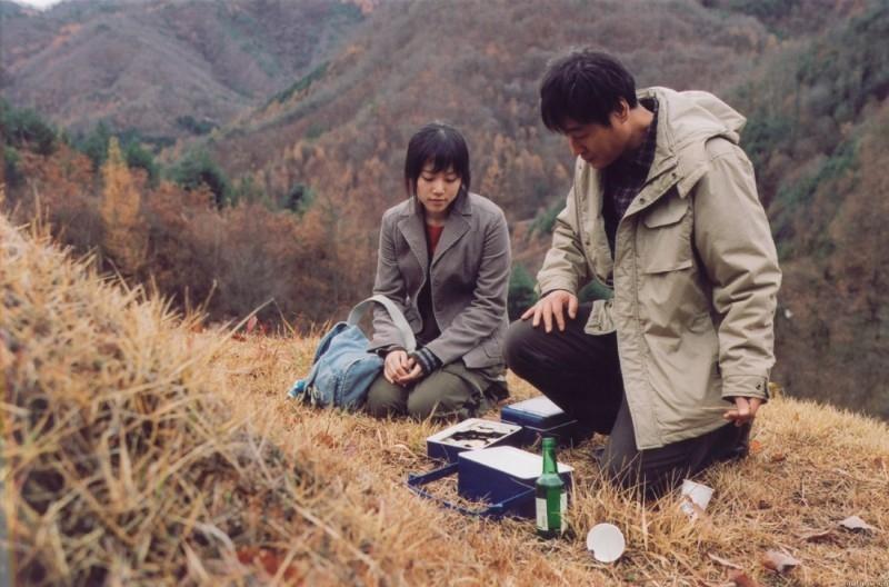 Una scena del dramma La samaritana, di Kim Ki-duk