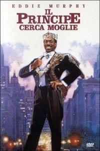 La copertina DVD di Il principe cerca moglie