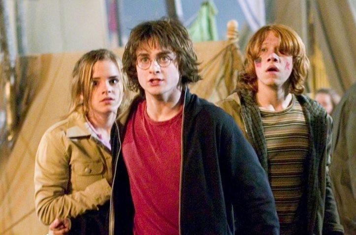 Ruper Grint, Emma Watson e Daniel Radcliffe di nuovo sul grande schermo per Harry Potter e il calice di fuoco
