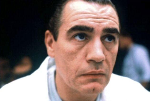 L'attore Brian Cox in una scena di Manhunter