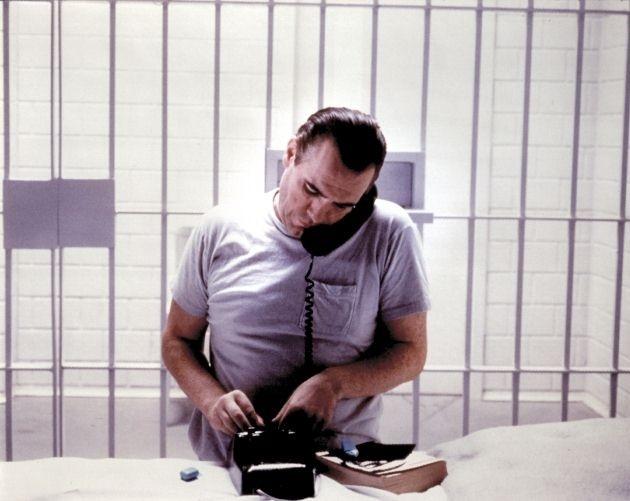Brian Cox in una scena del film Manhunter
