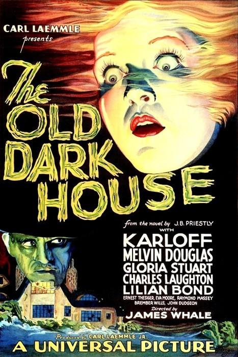 La locandina di The old dark house