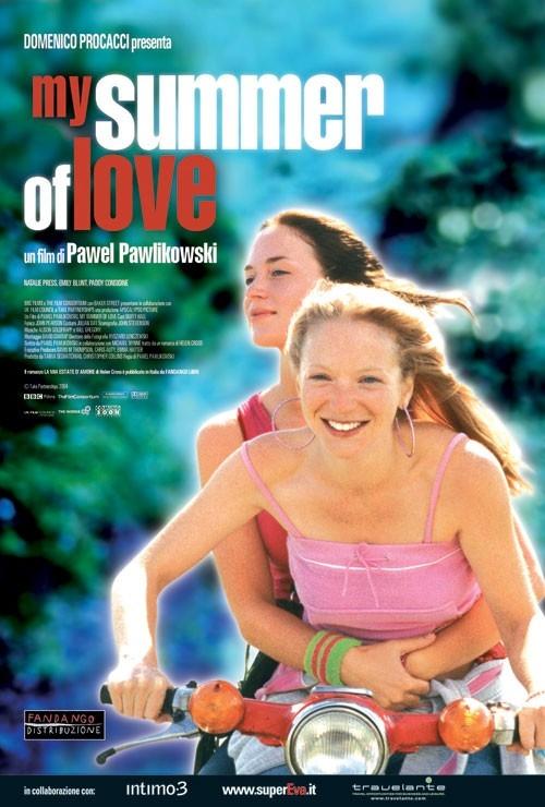 La locandina italiana di My Summer of Love