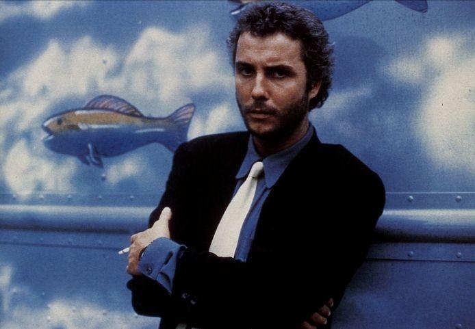 William Petersen in una sequenza del film Manhunter - frammenti di un omicidio