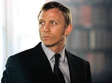 Daniel Craig in una scena di The Pusher