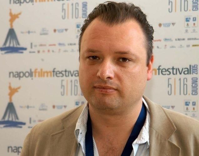 Frederic Fonteyne al Napoli Film Festival 2005