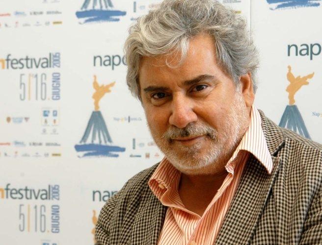 Javier Rioyo al Napoli Film Festival 2005